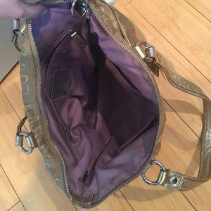 Coach Bags - Gold Poppy Coach purse